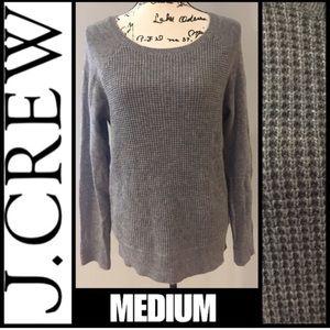 Medium J. Crew Textured Sweater